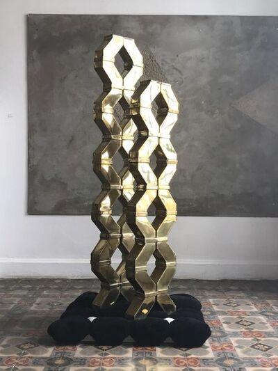 Ximena Garrido-Lecca, 'Ductil III', 2017
