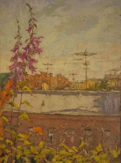 Petr Petrovich Litvinsky, 'Open window', 1975