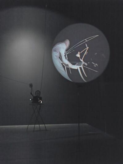 Klaus Lutz, 'Mach', 1989