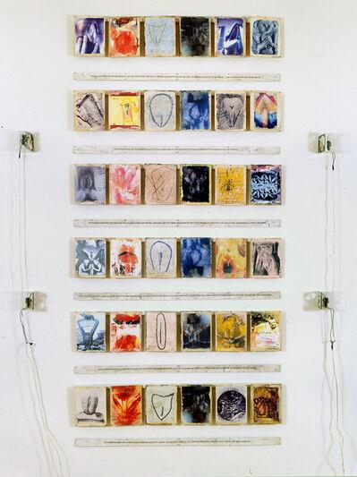 Carolee Schneemann, 'Vulva's Morphia', 1995
