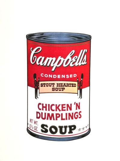 Andy Warhol, 'Chicken'n Dumplings Soup', 1970