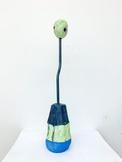 Stuart Farmery, 'Green Spot', 2020