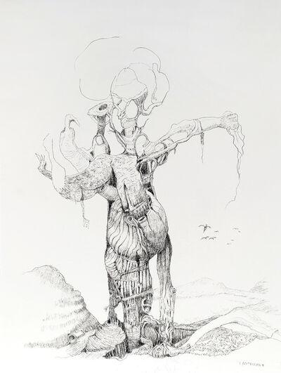 Antoine de Castellane, 'Etude Arborescere A ', 2019
