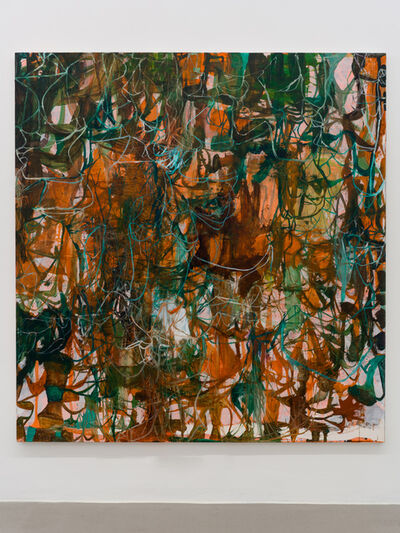 Olav Christopher Jenssen, 'The Rubicon painting No. 07', 2019