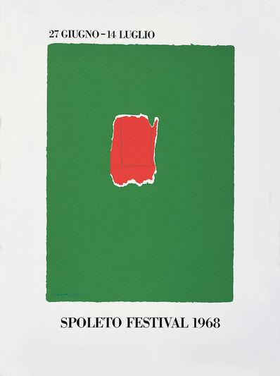 Robert Motherwell, 'Spoleto Festival', 1968