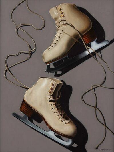 Elizabeth Barlow, 'Portrait of a Figure Skater', 2012