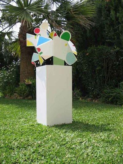Manuel Hernández Mompó, 'Florero El Beso 4/7', 2005
