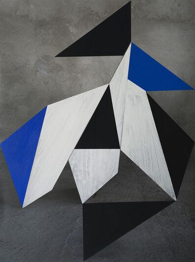 Alejandra Laviada, 'Black and Blue', 2018