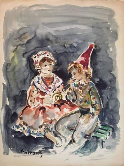 Katherine Librowicz, 'Children's Birthday Costume Party', 20th Century