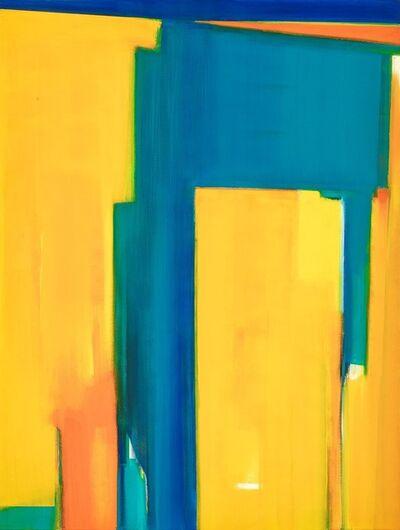"Gail Morris, '""Esplanade Havana""', 2020"