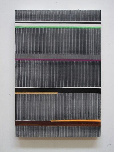 Juan Uslé, 'In Kayak (Pielinen) ', 2015