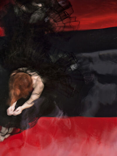 Barbara Cole, 'Frankly Red 1, from Chromatics', 2011
