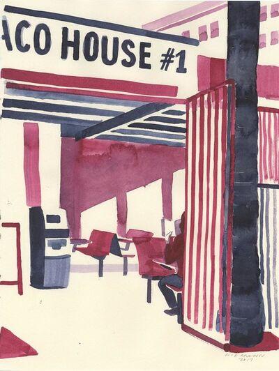 Christoph Niemann, 'Taco House', 2017