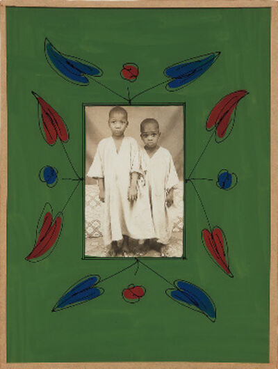 Malick Sidibé, '(3) portraits'