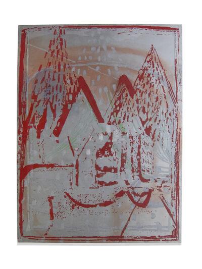 EJ Hauser, 'you mountains (silver)', 2019