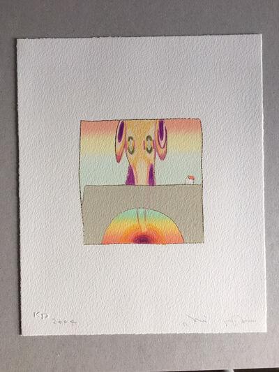 Yoshitomo Nara, 'Over the Rainbow (Collector's Edition)', 2004