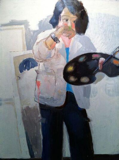 Elena Sisto, 'Green Smear', 2011