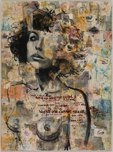 Molly Crabapple, 'Natasha Lennard', 2016