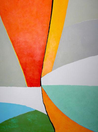 Charlie Miesmer, 'Paper Trail 2', 2014