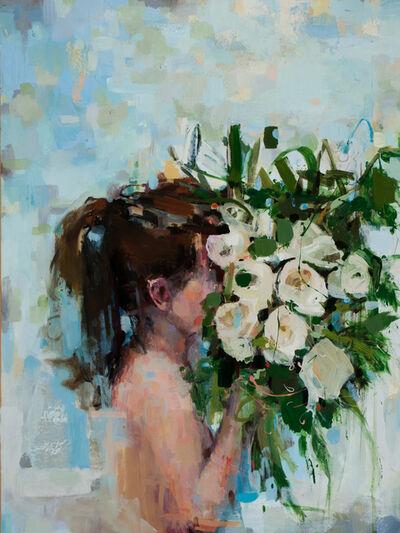 Devorah Jacoby, 'Flowers I', 2016