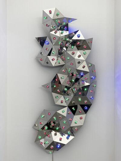 Tatsuo Miyajima, 'Diamond in you, n.19', 2010