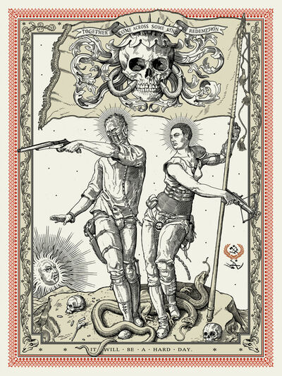 Ravi Zupa, 'It Will Be A Hard Day', 2015