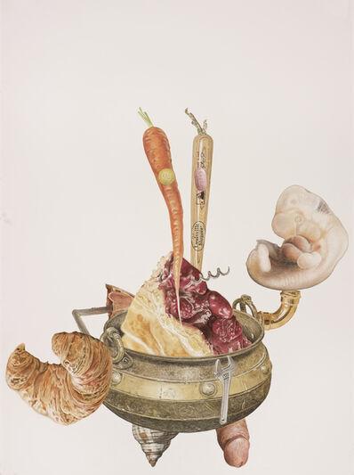 Alfred Steiner, 'Crab (Mr. Krabs)', 2014
