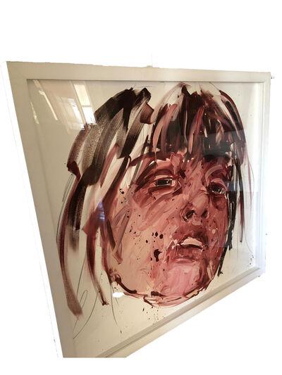 Philippe Pasqua, 'Portrait de femme', 2011