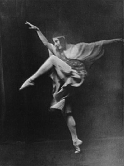 Arnold Genthe, 'Dancer', 1930