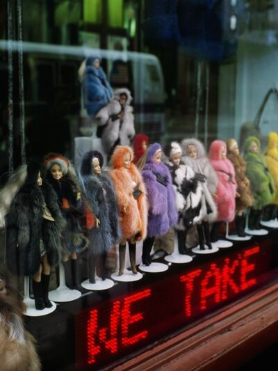 Ralf Schmerberg, 'We Take', 2006