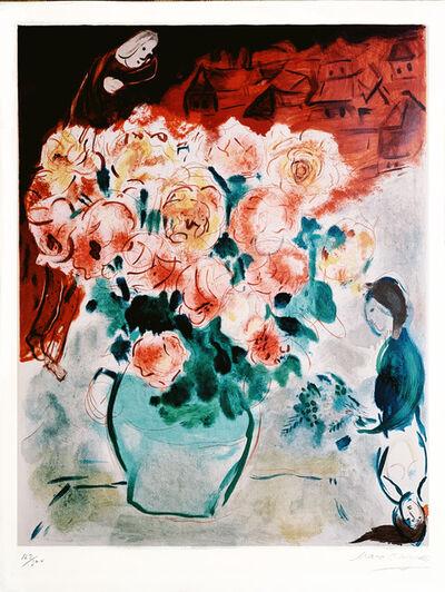 Marc Chagall, 'Le Bouquet', 1955