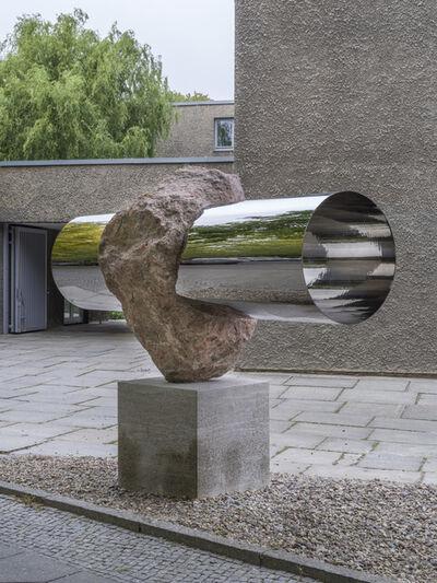 Alicja Kwade, 'Tunnel-Tell (Ceci Sera)', 2019