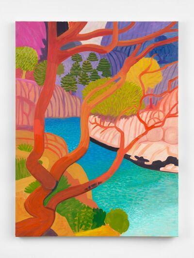 Daniel Heidkamp, 'Umbrella Pines', 2020