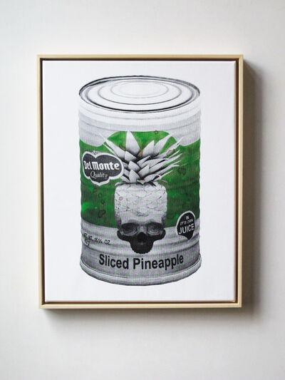 Ludo, 'Sliced Pineapple ', 2011
