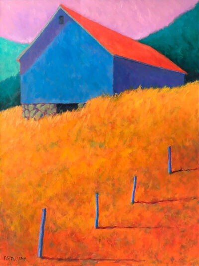 Peter Batchelder, 'Between the Hills', 2021