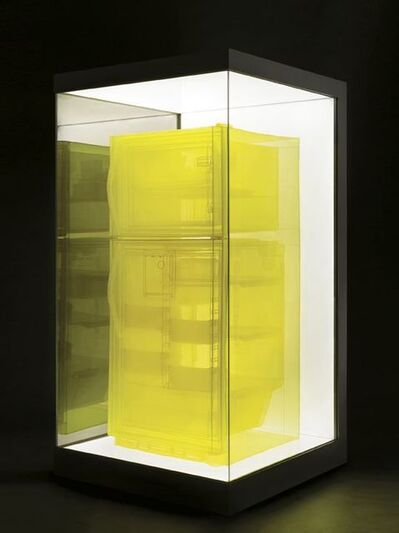 Do Ho Suh, 'Refrigerator, Unit 2, 348 West 22nd Street, New York, NY 10011, USA', 2015