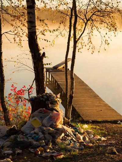Ralf Schmerberg, 'Golden Morning, Karelia, Russa', 2012