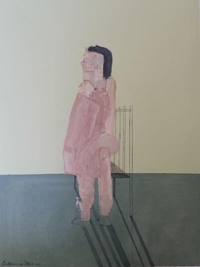 Bastiaan van Stenis, 'Studio nude 20', 2018