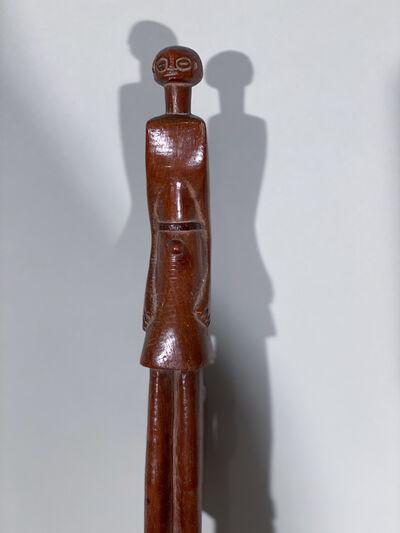 Unknown Artist, 'A Lwena Chokwe Staff ', ca. Early 20th century