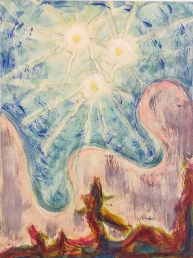 Gregory Amenoff, 'Starry Floor (Blake) IV/I', 1993