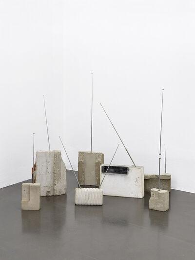 Isa Genzken, 'Weltempfänger', 1987-2016