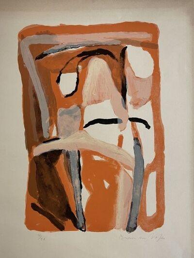 Bram van Velde, 'No title', 1968