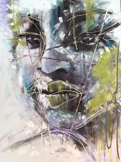Sara Gaqa, 'Inathi', 2017