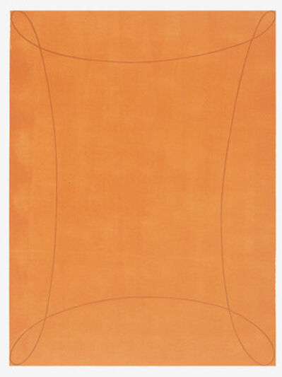 Robert Mangold (b.1937), 'Columbus', 1992
