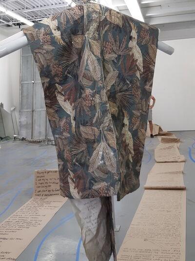 Tess Martens, 'Paper Kimono', 2019