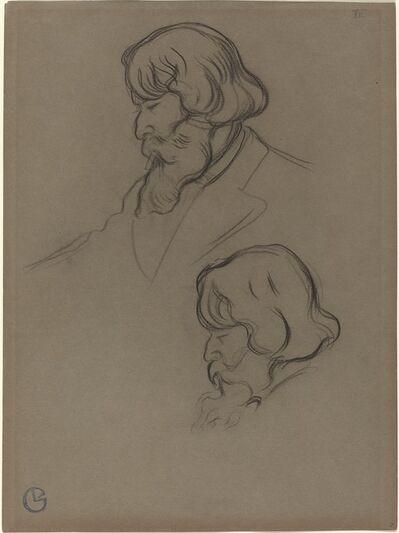 Georges Lacombe, 'Paul Sérusier', 1895