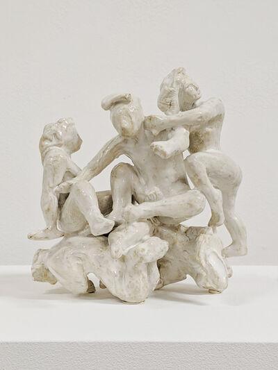 Gwynn Murrill, 'Pyramid 9 (Plaster)', 2019
