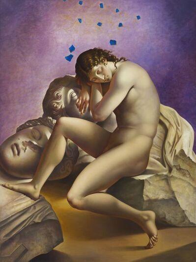 Carlo Maria Mariani, 'Secondo Sogno', 1970-1990
