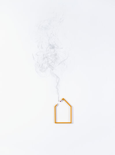 Ron Gilad, 'Smoking house', 2013