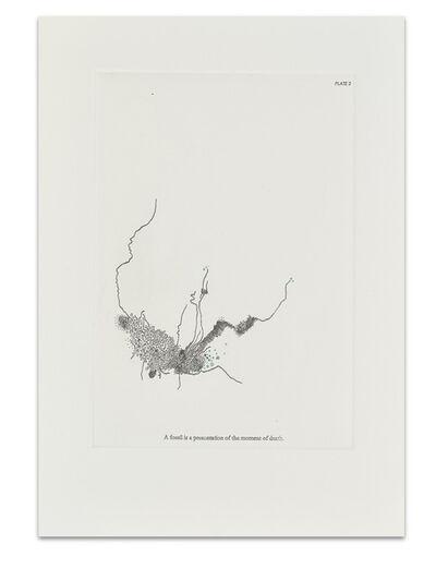 Ilana Halperin, 'An Infernal Dinner Party / Plate 3', 2013